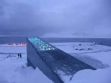 Global Seed Vault Spitsbergen